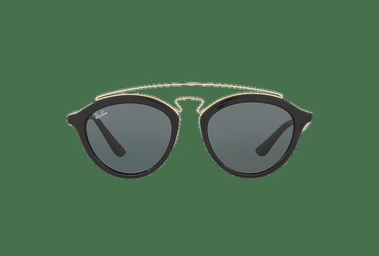 Ray Ban Gatsby II Black lente Dark Green cod. RB4257 601/71 53 - Image 12