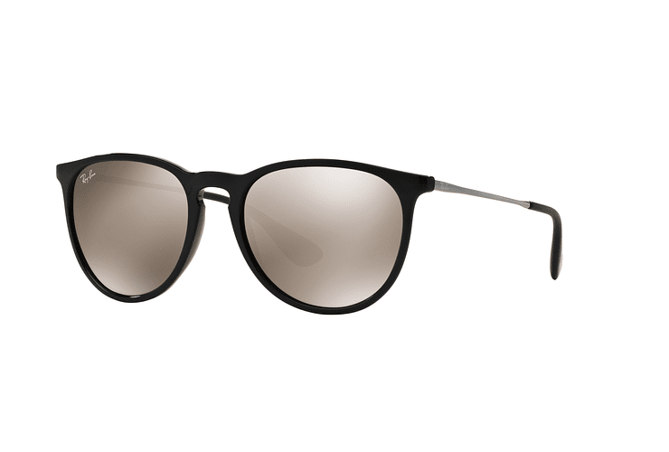 Ray-Ban Erika Black lente Mirror Gold cod. RB4171 601/5A 54 - Image 1