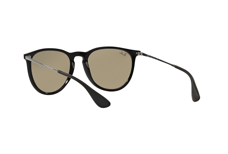Ray-Ban Erika Black lente Mirror Gold cod. RB4171 601/5A 54 - Image 5