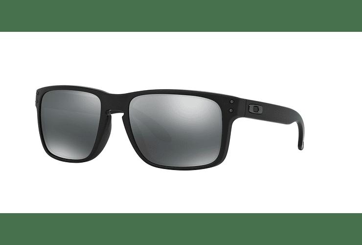 Oakley Holbrook Matte Black lente Black Iridium cod. OO9102-6355 - Image 1