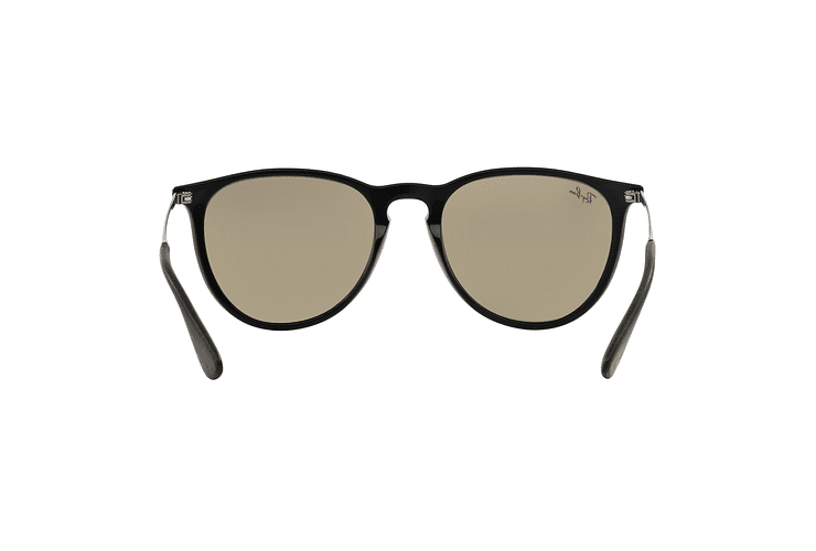 Ray-Ban Erika Black lente Mirror Gold cod. RB4171 601/5A 54 - Image 6