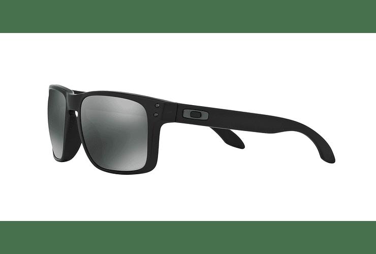 Oakley Holbrook Matte Black lente Black Iridium cod. OO9102-6355 - Image 2