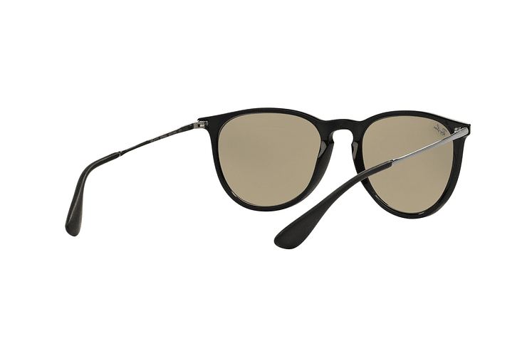 Ray-Ban Erika Black lente Mirror Gold cod. RB4171 601/5A 54 - Image 7