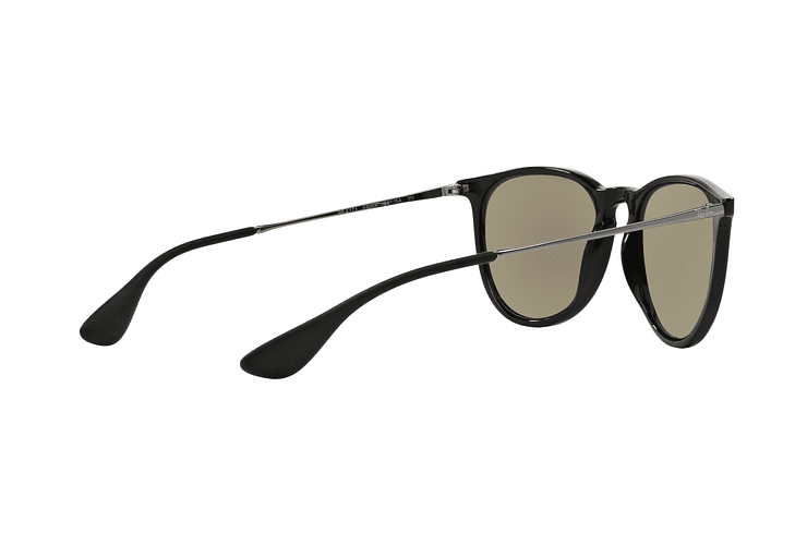 Ray-Ban Erika Black lente Mirror Gold cod. RB4171 601/5A 54 - Image 8