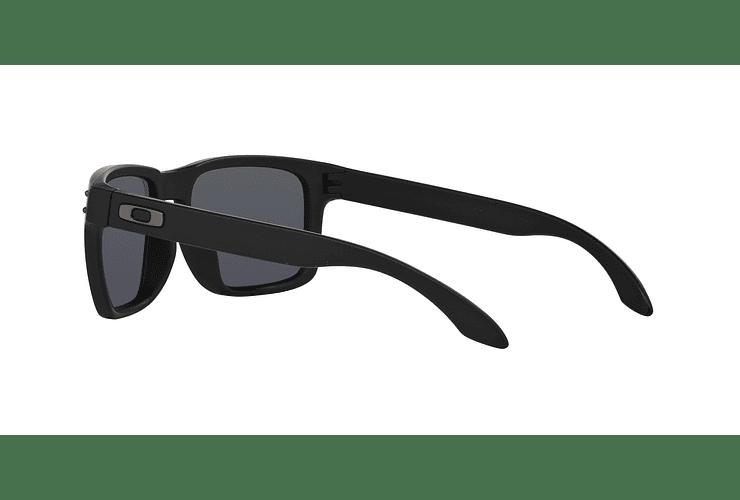 Oakley Holbrook Matte Black lente Black Iridium cod. OO9102-6355 - Image 4