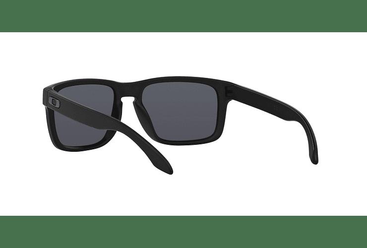Oakley Holbrook Matte Black lente Black Iridium cod. OO9102-6355 - Image 5