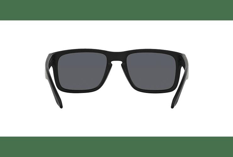 Oakley Holbrook Matte Black lente Black Iridium cod. OO9102-6355 - Image 6