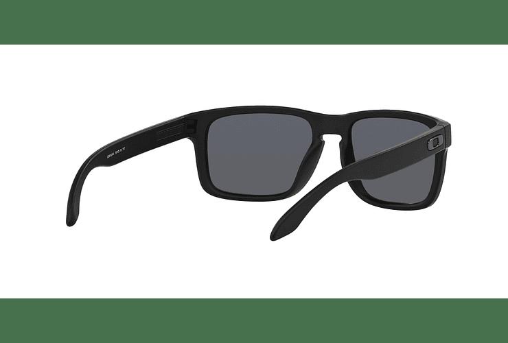 Oakley Holbrook Matte Black lente Black Iridium cod. OO9102-6355 - Image 7