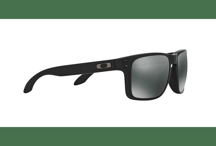 Oakley Holbrook Matte Black lente Black Iridium cod. OO9102-6355 - Image 10