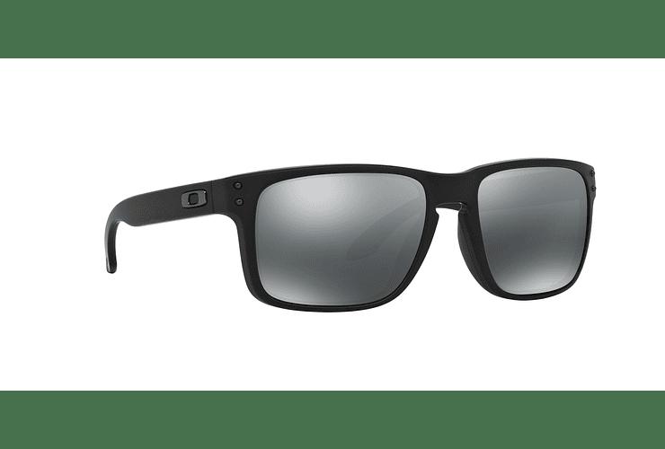 Oakley Holbrook Matte Black lente Black Iridium cod. OO9102-6355 - Image 11