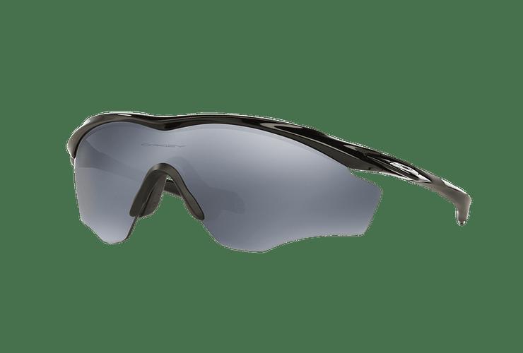 Oakley M2 Frame XL Polished Black lente Black Iridium Polarized cod. OO9343-0945 - Image 1