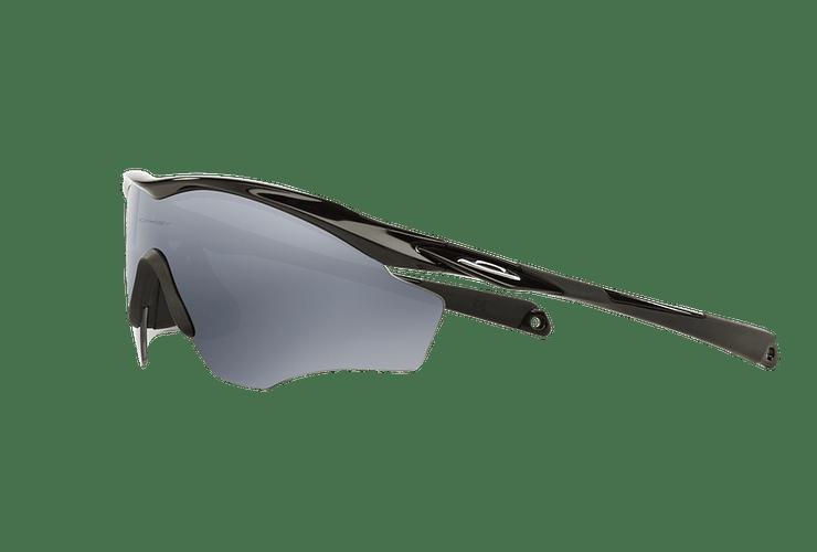 Oakley M2 Frame XL Polished Black lente Black Iridium Polarized cod. OO9343-0945 - Image 2