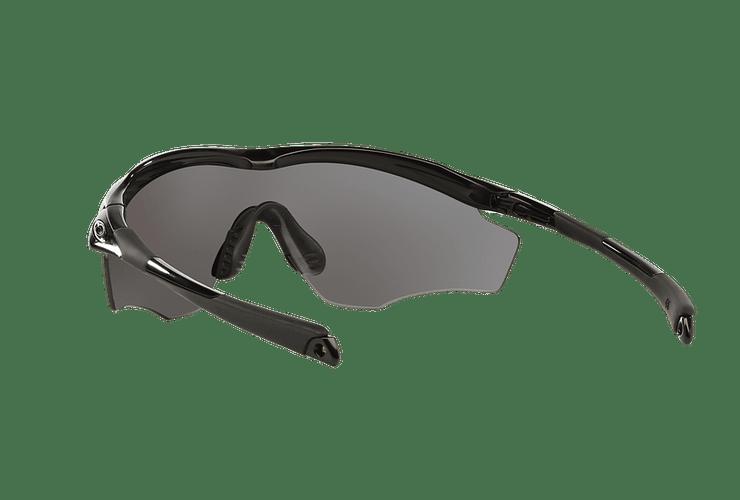 Oakley M2 Frame XL Polished Black lente Black Iridium Polarized cod. OO9343-0945 - Image 5