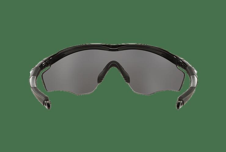 Oakley M2 Frame XL Polished Black lente Black Iridium Polarized cod. OO9343-0945 - Image 6