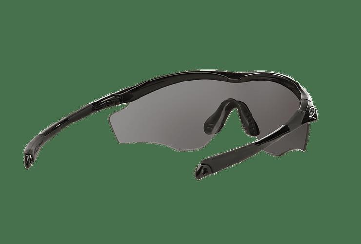 Oakley M2 Frame XL Polished Black lente Black Iridium Polarized cod. OO9343-0945 - Image 7
