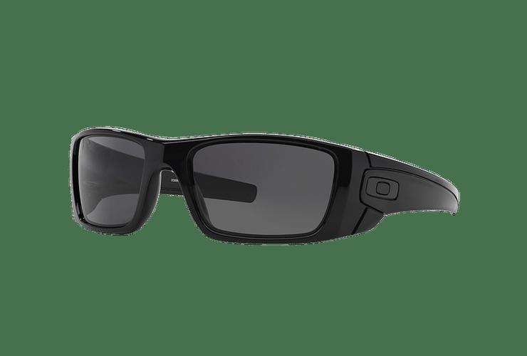 91e776958e Oakley Fuel Cell Polished Black lente Warm Grey cod. OO90...
