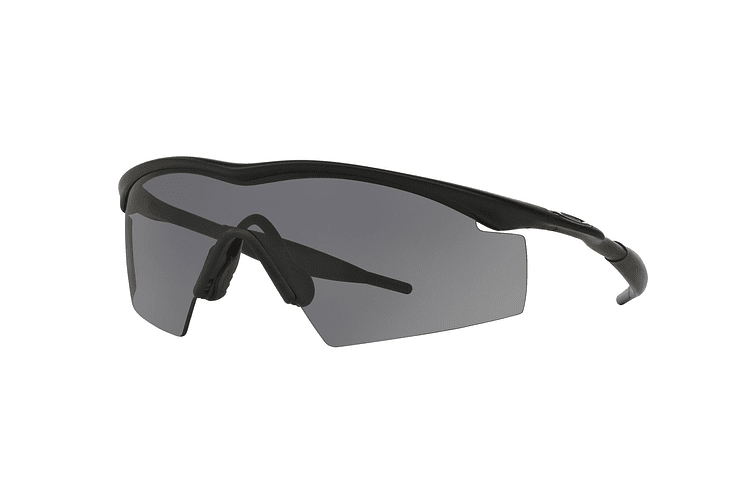 Oakley Ballistic M-Frame Black lente Grey cod. 11-162 - Image 1