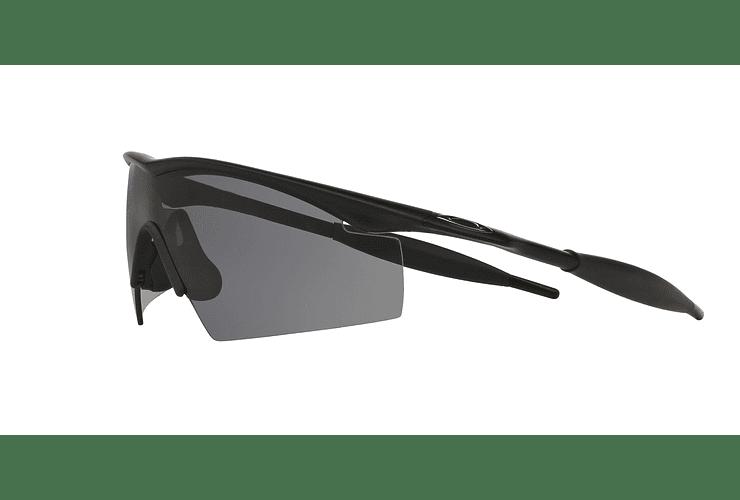 Oakley Ballistic M-Frame Black lente Grey cod. 11-162 - Image 2