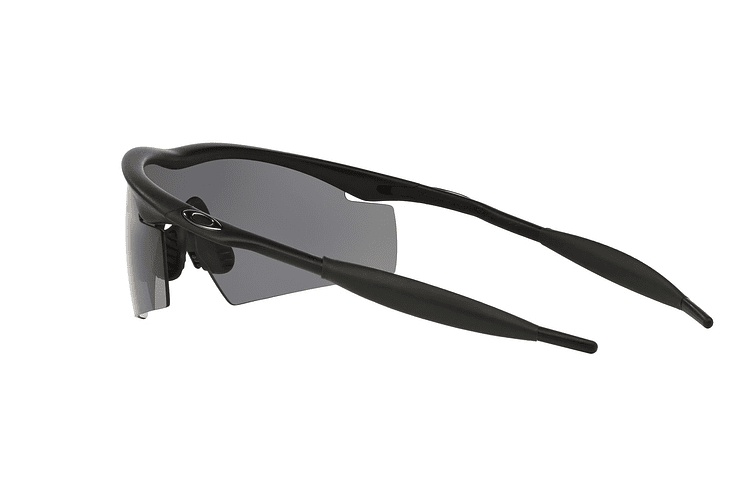 Oakley Ballistic M-Frame Black lente Grey cod. 11-162 - Image 4