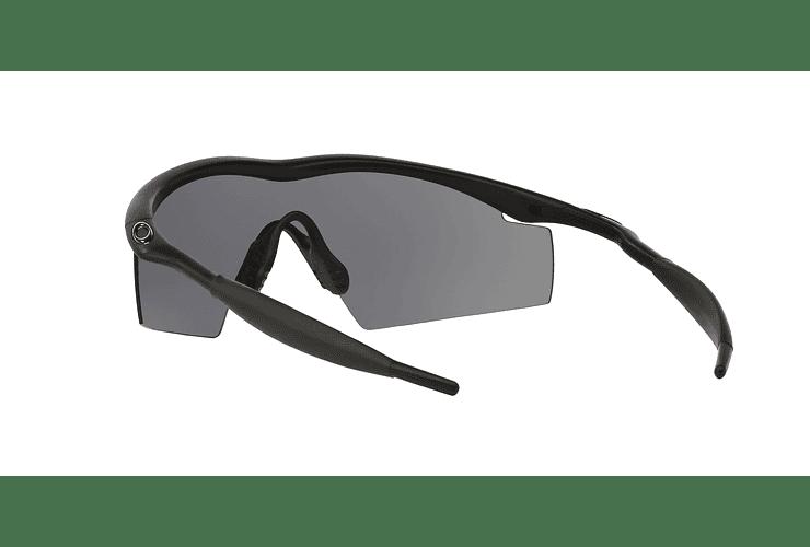 Oakley Ballistic M-Frame Black lente Grey cod. 11-162 - Image 5