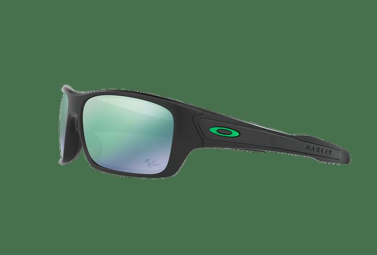 Oakley Turbine Ed. Especial Moto GP Matte Black lente Jade Iridium cod. OO9263-1563 - Image 2