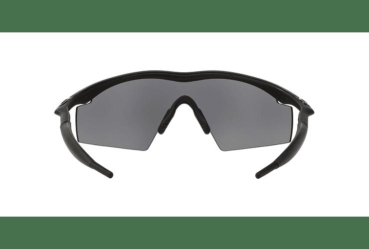 Oakley Ballistic M-Frame Black lente Grey cod. 11-162 - Image 6