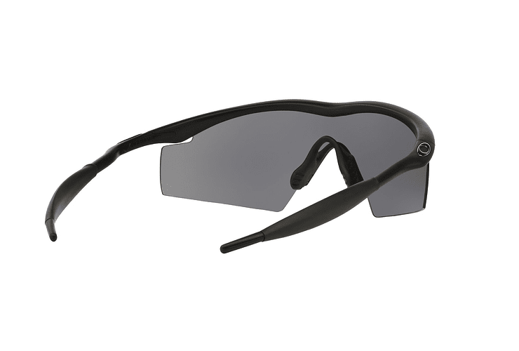 Oakley Ballistic M-Frame Black lente Grey cod. 11-162 - Image 7