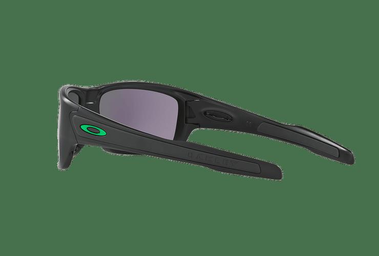 Oakley Turbine Ed. Especial Moto GP Matte Black lente Jade Iridium cod. OO9263-1563 - Image 4