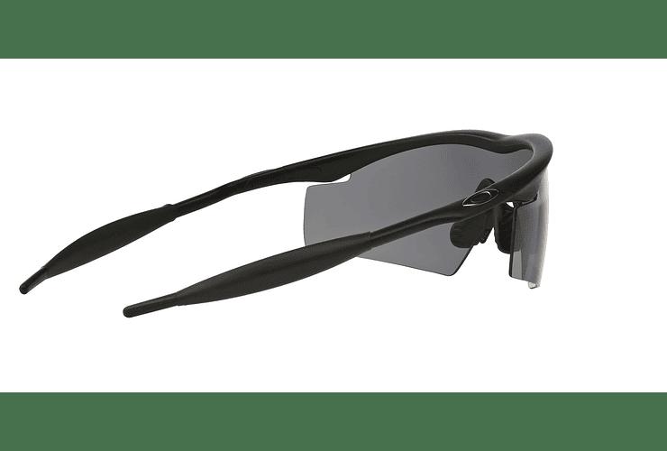 Oakley Ballistic M-Frame Black lente Grey cod. 11-162 - Image 8