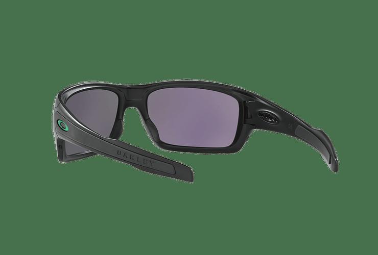 Oakley Turbine Ed. Especial Moto GP Matte Black lente Jade Iridium cod. OO9263-1563 - Image 5