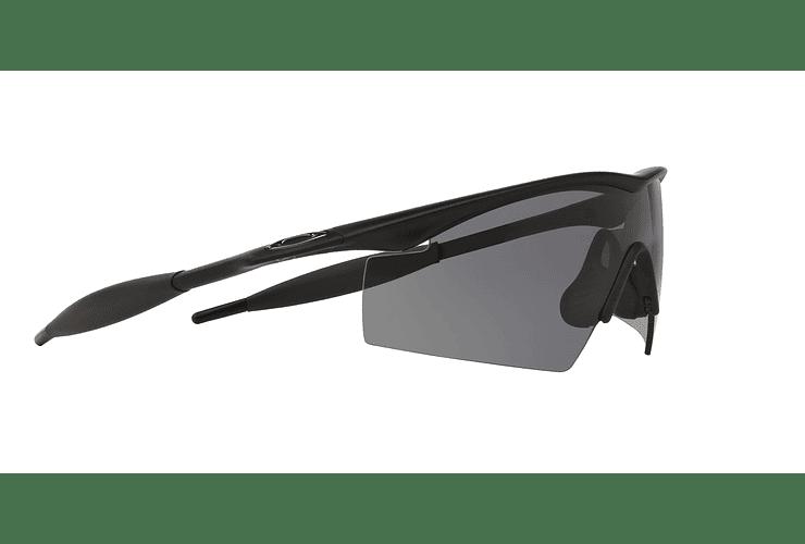 Oakley Ballistic M-Frame Black lente Grey cod. 11-162 - Image 10