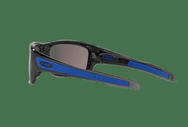 Oakley Turbine Black Ink lente Sapphire Iridium cod. OO9263-0563 - Image 4