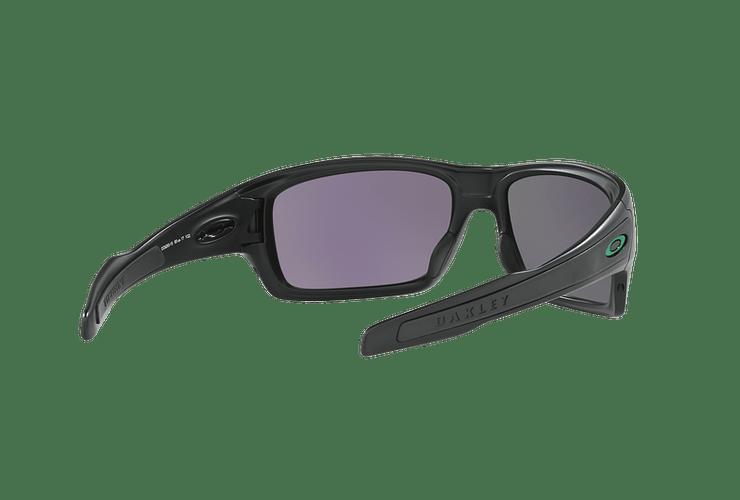 Oakley Turbine Ed. Especial Moto GP Matte Black lente Jade Iridium cod. OO9263-1563 - Image 7