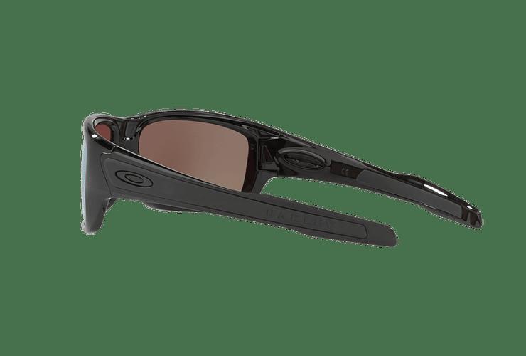 Oakley Turbine Polished Black lente Deep H2O Prizm y Polarized cod. OO9263-1463 - Image 4