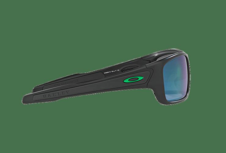Oakley Turbine Ed. Especial Moto GP Matte Black lente Jade Iridium cod. OO9263-1563 - Image 9