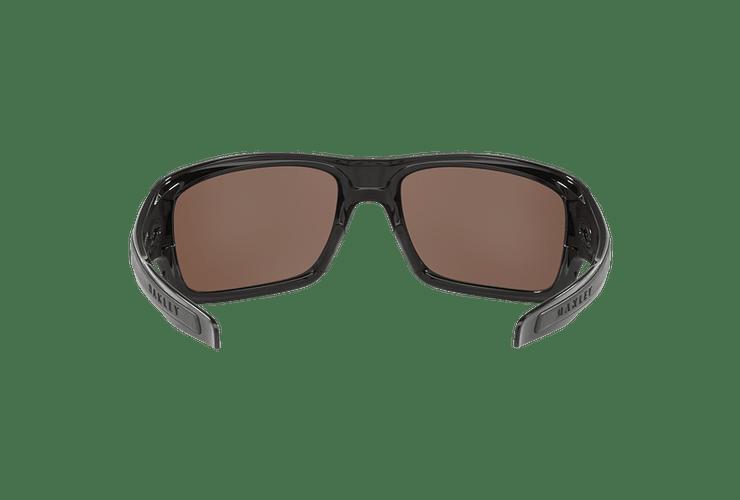 Oakley Turbine Polished Black lente Deep H2O Prizm y Polarized cod. OO9263-1463 - Image 6
