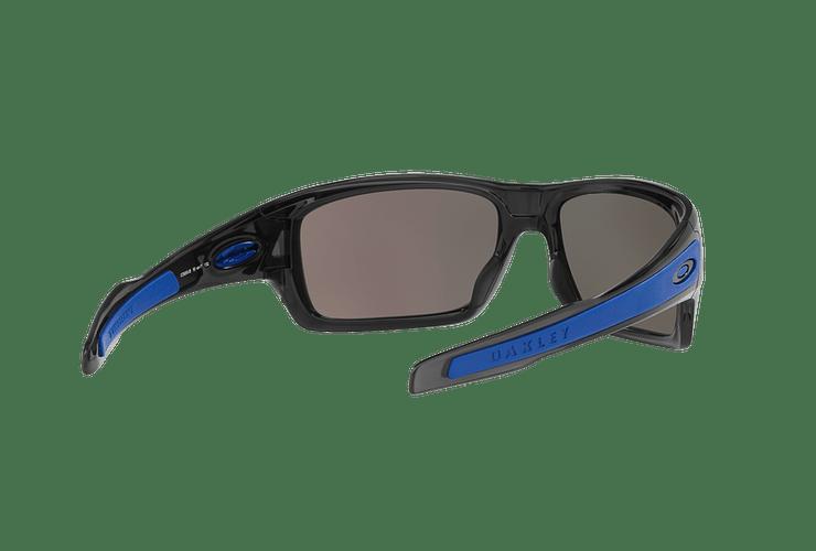Oakley Turbine Black Ink lente Sapphire Iridium cod. OO9263-0563 - Image 7