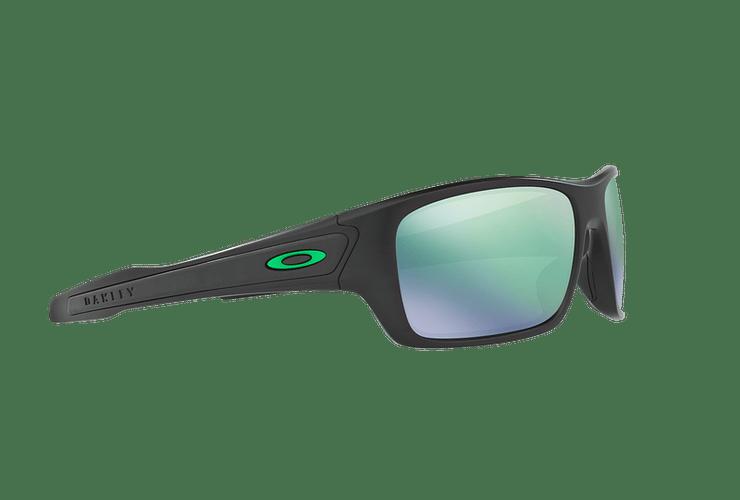 Oakley Turbine Ed. Especial Moto GP Matte Black lente Jade Iridium cod. OO9263-1563 - Image 10