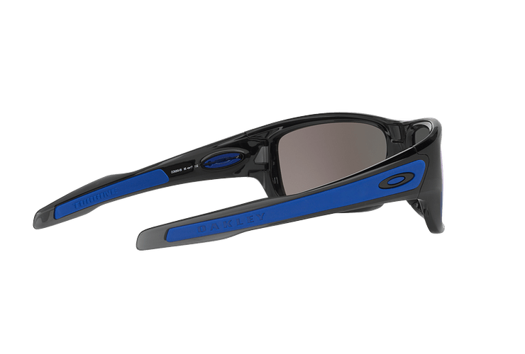 Oakley Turbine Black Ink lente Sapphire Iridium cod. OO9263-0563 - Image 8