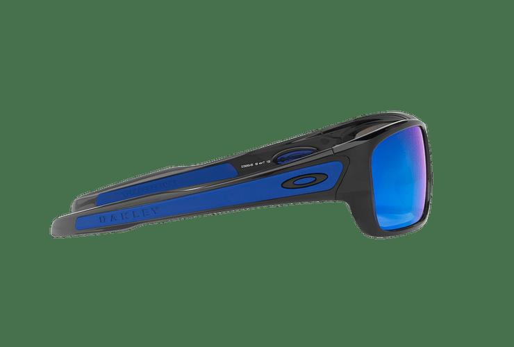 Oakley Turbine Black Ink lente Sapphire Iridium cod. OO9263-0563 - Image 9
