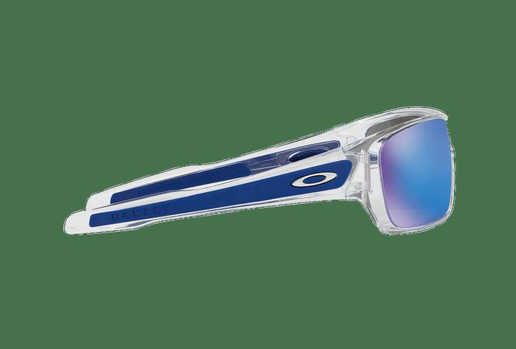 Oakley Turbine Rotor Polished Clear lente Sapphire Iridium cod. OO9307-1032 - Image 9