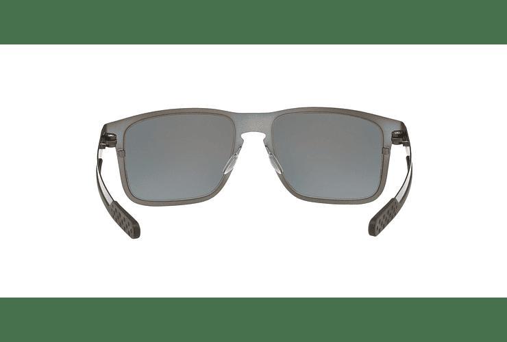 Oakley Holbrook Metal Matte Gunmetal lente Torch Iridium Polarized cod. OO4123-0555 - Image 6