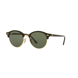 Ray-Ban Clubround Black lente Green cod. RB4246 901 51