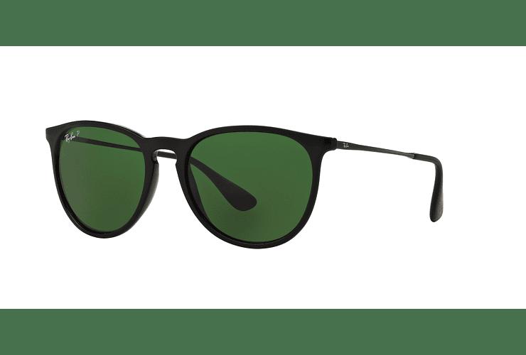 Ray Ban Erika Black lente Green Polarized cod. RB4171 601/2P 54 - Image 1