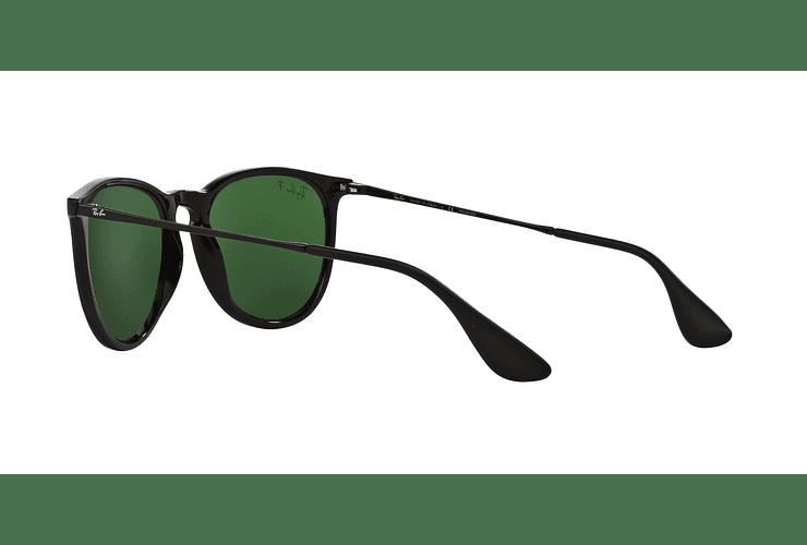 Ray Ban Erika Black lente Green Polarized cod. RB4171 601/2P 54 - Image 4