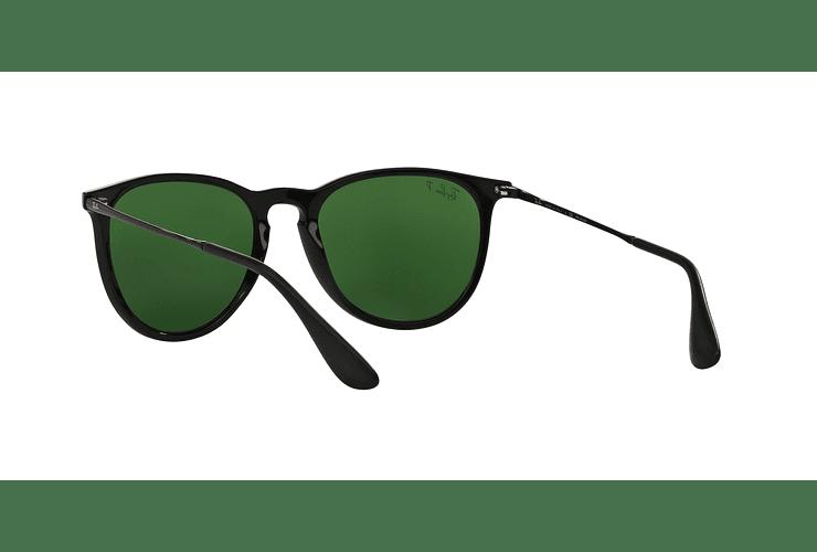 Ray Ban Erika Black lente Green Polarized cod. RB4171 601/2P 54 - Image 5