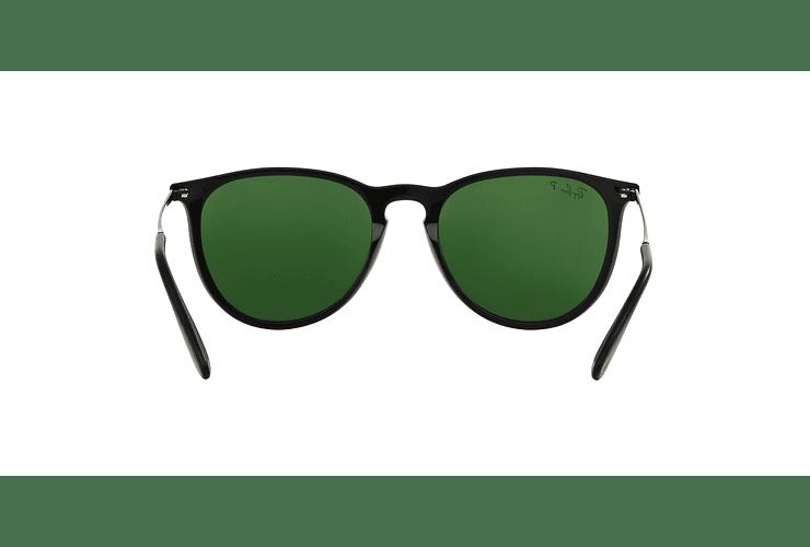 Ray Ban Erika Black lente Green Polarized cod. RB4171 601/2P 54 - Image 6