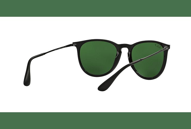 Ray Ban Erika Black lente Green Polarized cod. RB4171 601/2P 54 - Image 7