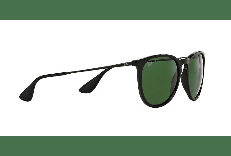 Ray Ban Erika Black lente Green Polarized cod. RB4171 601/2P 54 - Image 10
