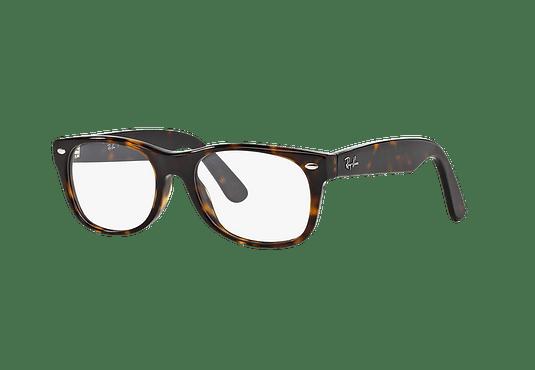 Armazón óptico Ray Ban New Wayfarer RX5184 Dark Havana cod. RX5184 2012 54